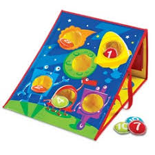 Learning Resources Smart TossTM Bean Bag Tossing Game