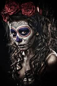 Halloween Half Mask Makeup by 55 Scary Halloween Makeup Ideas That Look Too Real