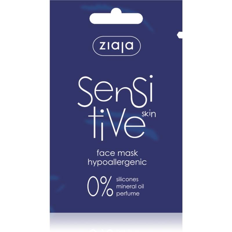 Ziaja Sensitive Skin Hypoallergenic Facial Mask