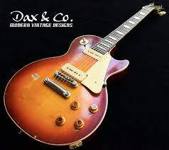 Gibson Les Paul Studio 60s Tribute Cherry Sunburst DaxCo Relic KILLER LP W Case Signed COA
