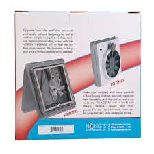 Ventline Bathroom Ceiling Exhaust Fan Grill by Vortex Replacement Vent Fan Upgrade Heng U0027s Industries 90043 Cr