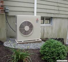 Another quality installation of a Mitsubishi ductless mini split