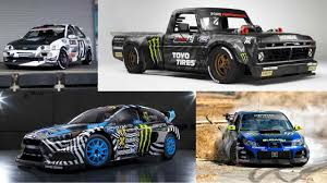 All 18 Of Ken Block's Crazy Cars And Trucks, Ranked