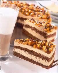 schokoladen karamell torte rezept lecker leckere torten