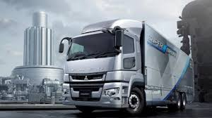 100 Mitsubishi Fuso Truck Targets Sleepy Truck Drivers With New App Nikkei