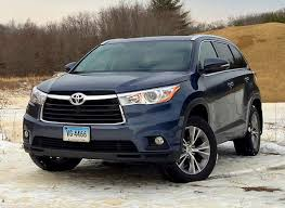 2014 Toyota Highlander Captains Chairs by 2014 Toyota Highlander First Drive Review Consumer Reports News