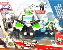 Playskool Heroes Transformers Rescue Bots Arctic Boulder | EBay