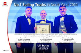 UD Trucks Lichtenburg Shines At Dealer Awards Welcome Gndhara Nissan Forsale Americas Truck Source Cmv Bus Motoringmalaysia News New Ud Trucks Dealership Opens In Kutan 2007 Dump Truck For Sale Qatar Living Reliable Durable And Efficient Trailer Blog 2008 Roll Back Ramp Youtube Lichtenburg Shines At Dealer Awards Sale Perth Centre Wa Tenaga Nasional Orders More Quester For Its Fleet Home Service Jim Reeds Sales Will Fix Your