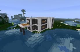 maison de luxe minecraft maison de luxe de construction minecraft