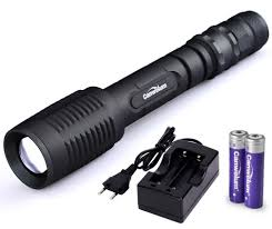 canwelum zoom cree torche led rechargeable ultra lumineux le
