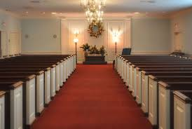 Funeral Home Interiors