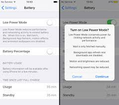 How to save your iPhone battery even further with Low Power mode