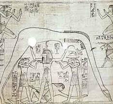 Egyptian Creation Myth Heliopolis Version