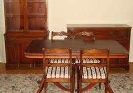 Antique Dining Room Furniture 1920