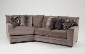 luxe 2 piece sectional with cuddler bob s discount furniture