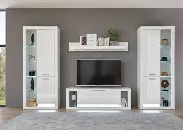 places of style wohnzimmer set meran 4 tlg im modernen design kaufen otto