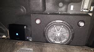 Kicker Sub Package Upgrade Vs Sony Sub? - Ford F150 Forum ... Single 10inch Sealed Mdf Subwoofer Enclosure Box For Kicker L710 L7 359 Tcwrt124 12inch Loaded Comp Rt Shallow 12 Inch Custom Boxideal Mustangtruck Kx8005 5channel Amp A 10 In Truck Pair Of Ks 65 Kicker 43tc104 Tc10 300w 4ohm Comp Loaded Subwoofer Car Truck Inch With Official Box New 2000w Soundstorm Truck Box L 7 S Smart Bides Sbox Brunolucasinfo 10c12d4 Dvc Sub Mb Quart Za210001d 1000 Watt Mono New Prebuilt Enclosures Ces 2016 Youtube Subwoofers Cvr In Chevy 72018 F250 F350 Vss Powerstage Powered Amp Dual Awesome 1999 2006 Chevy Silverado Ext Cab