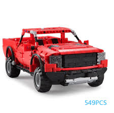 100 Rc Ford Truck Hot Vehicle Ford F150 Radio Remote Control Pickup Truck Building