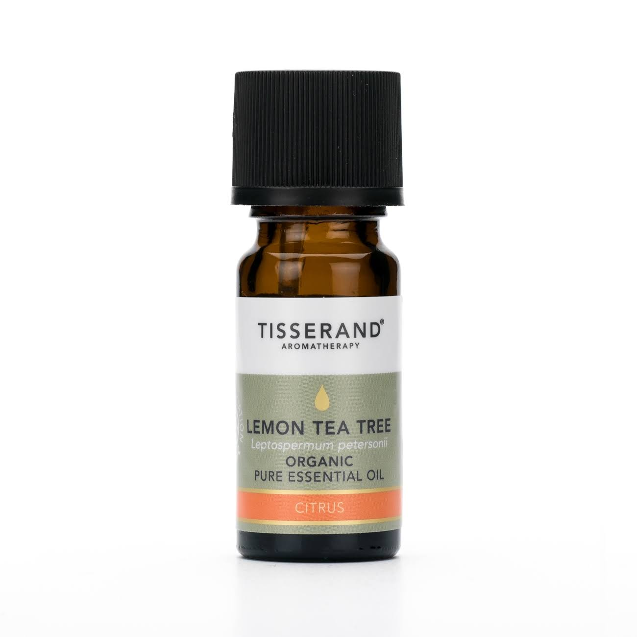 Tisserand Lemon Tea-Tree Organic Essential Oil
