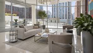 100 The Penthouse Chicago Sinclair Gold Coast Apartments Luxury Living