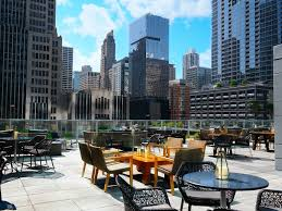 6 Chicago Rooftop Bars That Are Perfect For Summer - Photos ... Best Modernday Chicago Spkeasy Bars The J Parker Rooftop Restaurant Restaurants In 2017 Our Picks For Every Type Of Drink Drumbar Roof Top Bar Bars In For Outdoor Drking And River North Things To Do Press Raised An Urban Chicagos 14 Hottest And Terraces Edition