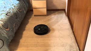 Bed Bath Beyond Roomba by Irobot Roomba 980 Vacuum Cleaning Robot Cleaning Around Bed