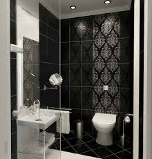 Black Bathroom Floor Decoration Suitable Plus Black Brass Bathroom ... Grey White And Black Small Bathrooms Architectural Design Tub Colors Tile Home Pictures Wall Lowes Blue 32 Good Ideas And Pictures Of Modern Bathroom Tiles Texture Bathroom Designs Ideas For Minimalist Marble One Get All Floor Creative Decoration 20 Exquisite That Unleash The Beauty Interior Pretty Countertop 36 Extraordinary Will Inspire Some Effective Ewdinteriors 47 Flooring