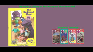 Barney: The Backyard Show 1991 VHS Opening & Closing - YouTube Barney The Backyard Gang Custom Intro Youtube And The Introwaiting For Santa In Concert Original Version Three Wishes Everyone Is Special Jason Theme Song Gopacom Whatsoever Critic Video Review Marvelous And Rock With Part 10 Auditioning Promo Big Show Songs Download Free Mp3 Downloads
