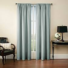 Bed Bath And Beyond Curtains Draperies by Argentina Rod Pocket Window Curtain Panel Bed Bath U0026 Beyond