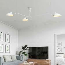 einfache design decke le nordic postmodernen hause beleuchtung wohnzimmer japanischen decke licht led leuchte