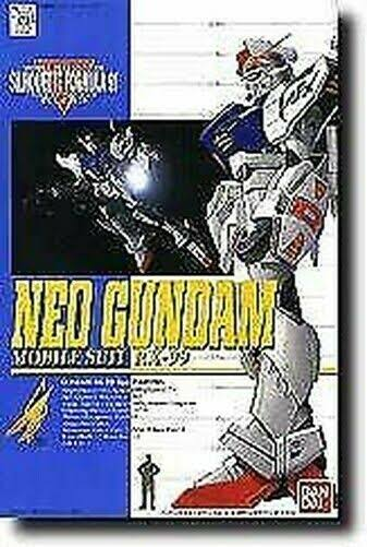 Bandai Gundam Mobile Suit RX 99 Neo Gundam Model Kit - Scale 1:100