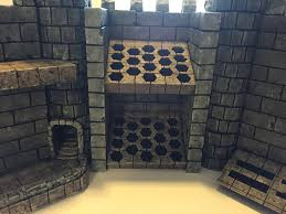 Making 3d Dungeon Tiles by Building The Ultimate Dungeon Master Screen Make