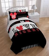 disney mickey mouse comforter mini set