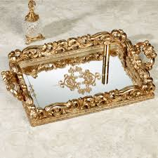 Vanity Dresser Set Accessories by Tips Complete Your Home Accessories With Cool Vanity Tray