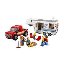 LEGO City Pickup & Caravan - 60182 | Kmart