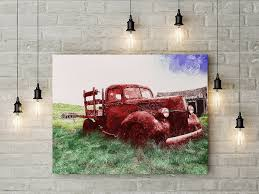 Old Red Farm Truck Abstract Framed Canvas Wall Art Farm Art Truck Art Cartoon Fire Truck New Wall Art Lovely Fire Truck Wall Art Mural For Boys Rooms Gavins Room Room Dump Decor Dumper Print Cstruction Kids Bedrooms Nurseries Di Lewis Nursery Trucks Prints Smw267c Custom Metal 1957 Classic Chevy Sunriver Works Ford Fine America Ben Franklin Crafts And Frame Shop Make Your Own Vintage Smw363 Car 1940 Personalized Stupell Industries Christmas Tree Lane Red Zulily Design Running Stickers For Vinyl
