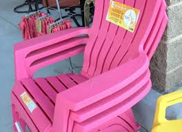 furniture plastic adirondack chairs walmart in black for outdoor