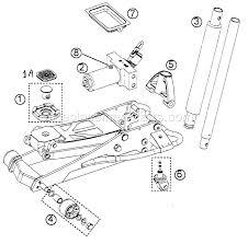 Ac Delco Floor Jack Manual by Pittsburgh Floor Jack Parts U2013 Meze Blog
