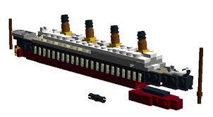 Lego Ship Sinking 3 by Moc Mini Rms Titanic Special Lego Themes Eurobricks Forums