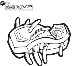 HEXBUG Coloring Sheets