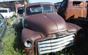 1952-54 GMC 1/2 TON PICK UP - The Cars Of Tulelake - Classic Cars ... Sandblasting The 54 Gmc Truck Cab 004 Lowrider Tci Eeering 471954 Chevy Truck Suspension 4link Leaf Pin By Brucer On Gmc Trucks Pinterest Trucks 1954 Pickup For Sale Classiccarscom Cc1007248 Generational 100 Pacific Classics Cc968187 1947 To Chevrolet Raingear Wiper Systems Hot Rod Network