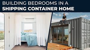 104 Building A Home From A Shipping Container How To Build Ep09 The Bedrooms Youtube