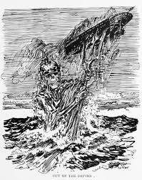Where Did The Rms Lusitania Sink by File Out Of The Depths Rms Lusitania By Oscar Cesare C1916 Jpg