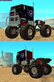 Ford CLT Monster Truck For GTA San Andreas Grand Theft Auto San Andreas Review Gamesradar Subaru Legacy 1992 Monster Truck Gta Ford F350 Super Duty For Burrito Monster Sound New Handling Gta5modscom Nissan Skyline R32 4 Door Stretch Blue Thunder E250 By Pumbars Egoretz Gta Mods Maximum Destruction Infernus