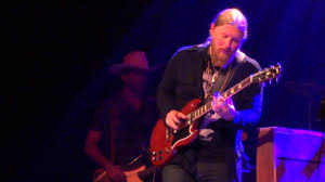 Derek Trucks Solo - Sky Is Crying - YouTube