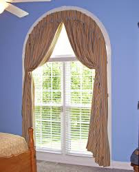 Arched Or Curved Window Curtain Rod Canada by Best Selections Of Curtains For Arched Windows Homesfeed