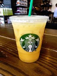Orange You Glad We Tried Starbucks New Drink And Loved It