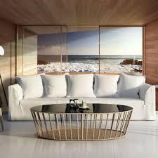 details zu vlies fototapete strand meer fenster ausblick tapete wandbilder wohnzimmer 6