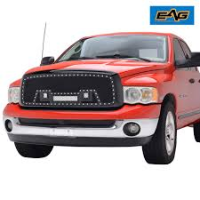 02-05 Dodge Ram 1500 LED Grille Replacement Rivet Black SS Wire Mesh ... 0205 Dodge Ram 1500 0305 2500 3500 Front Mesh Grille Grill Chrome 20in Straight Led Light Bar Hidden Bumper Mounting Brackets For 03 Status Custom Truck Accsories Aftermarket Pics Page 7 Cummins Diesel Forum 0609 23500 Hood Big Horn 2013 Ram Reviews And Rating Motor Trend Black Honeycomb Wheels Blackout 2009 2010 2011 2012 2014 2015 2016 2017 2018 Smittybilt M1 615801 Stainless Dodge 10 Modifications Upgrades Every New Owner Should Buy Truck With Plasti Dip Purple Grill Trucks Pinterest 48 Advanced Grills Autostrach
