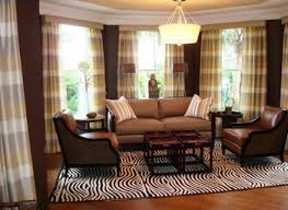 curtains for living room with brown furniture ideas rodanluo